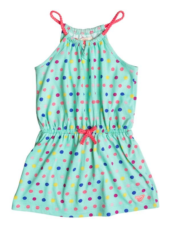 0 Girls 2-6 Kiwi Tokki Tank Dress  ERLKD03018 Roxy