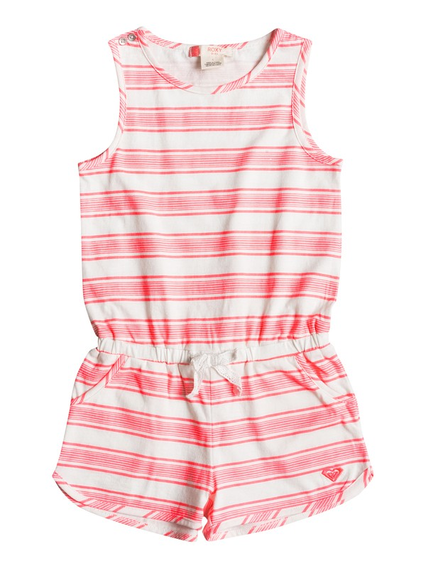 0 Girls 2-6 All I Give Romper  ERLKD03020 Roxy
