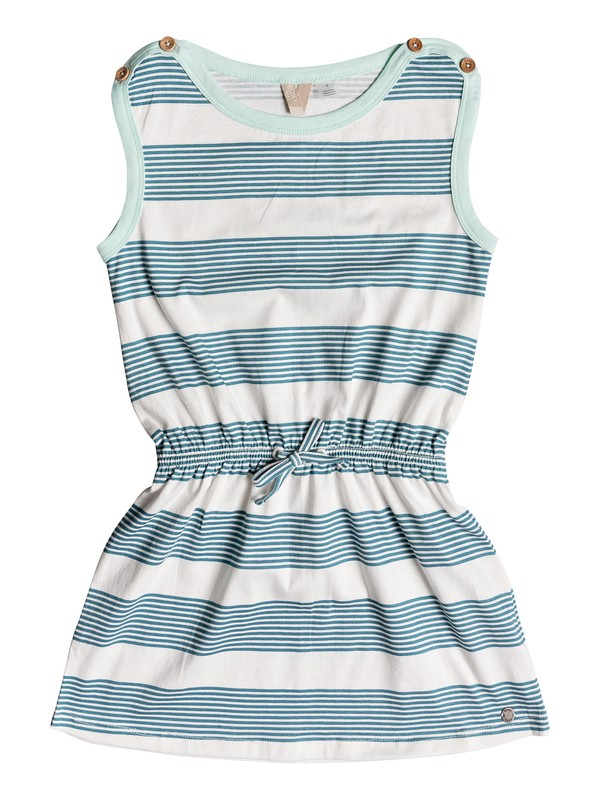 0 Girl's 2-6 My Love Flies Sleeveless Dress  ERLKD03044 Roxy