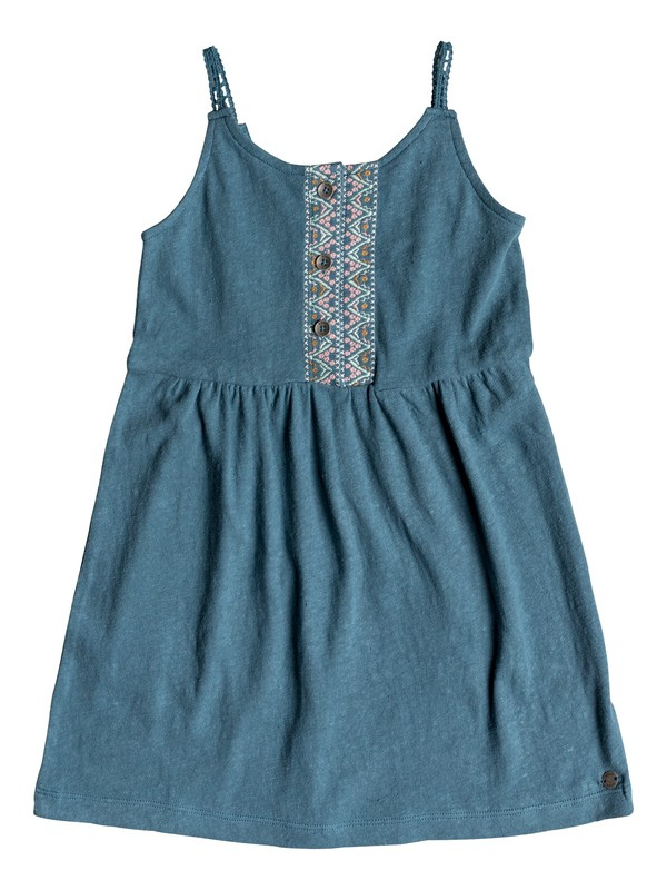 0 Girl's 2-6 Reached Up Above Strappy Dress  ERLKD03047 Roxy