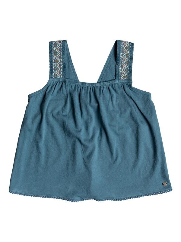 0 Camiseta con Tirantes Breezy Nights Azul ERLKT03056 Roxy