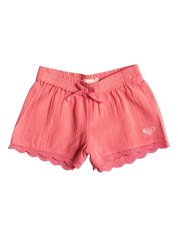 0 Girls 2-6 Hawayee Beach Shorts  ERLNS03004 Roxy
