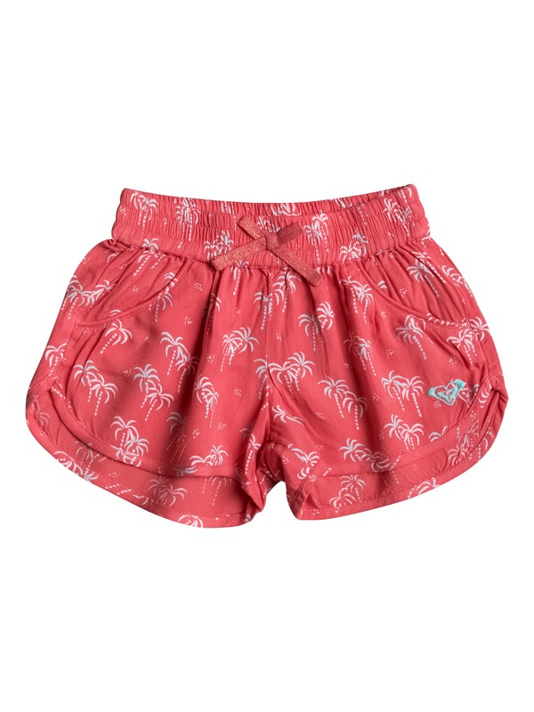 0 Niñas 2-6 Shorts de Playa Meet Me In The City  ERLNS03005 Roxy