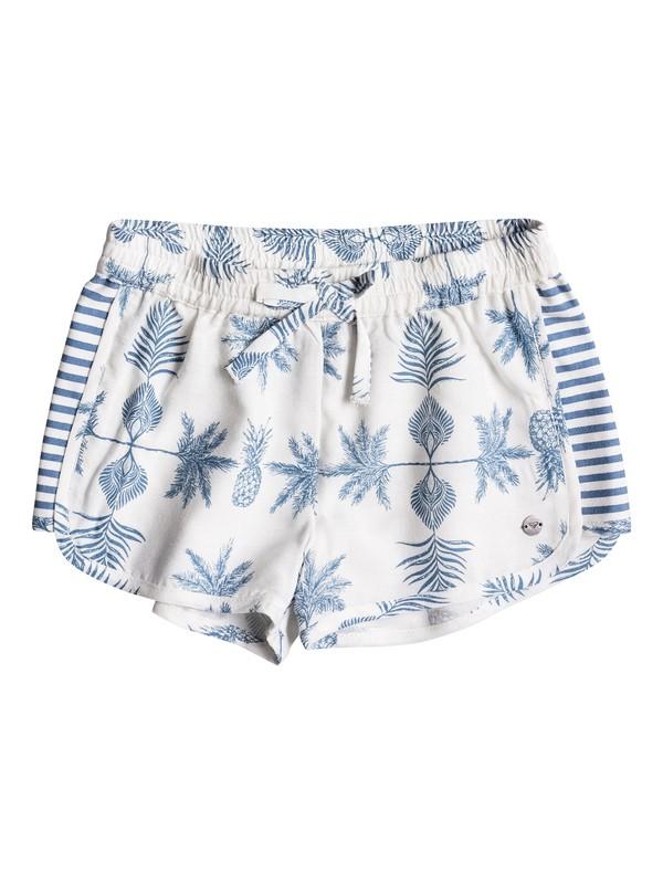 0 Girls 2-6 Eyes Storm Shorts  ERLNS03008 Roxy