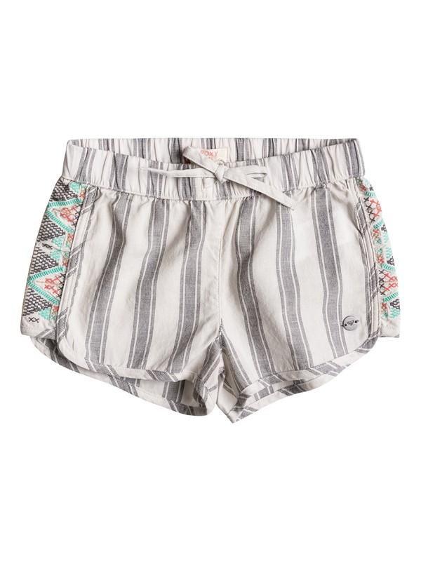0 Eyes Storm Striped - Shorts  ERLNS03010 Roxy