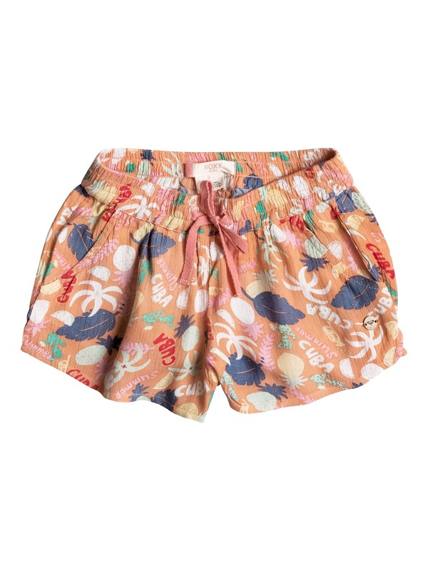 0 Gold In The Air - Beach Shorts  ERLNS03011 Roxy