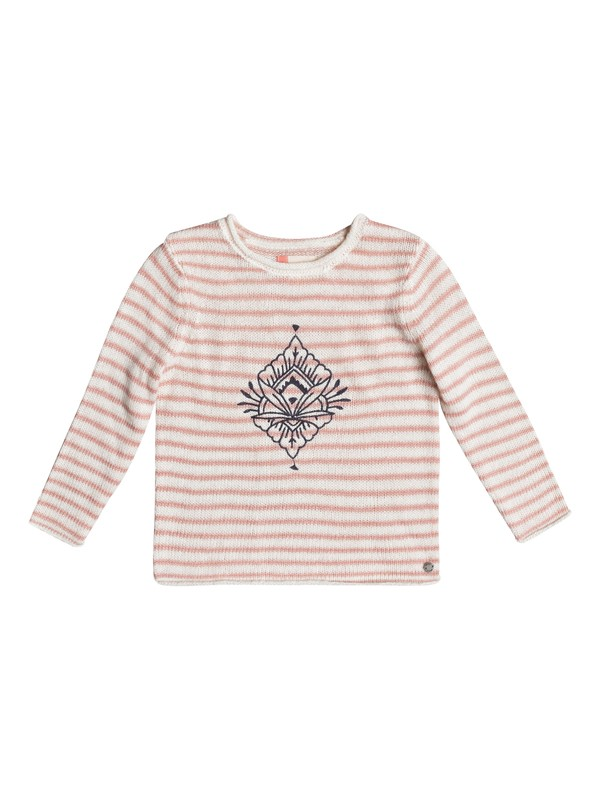 0 Girl's 2-6 All Your Tenderness Knitted Sweatshirt  ERLSW03019 Roxy