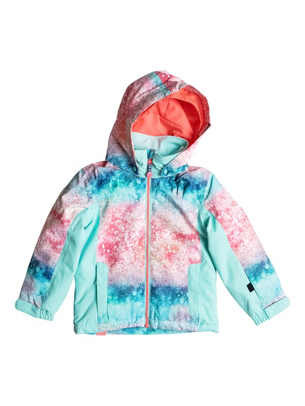 0 Girls 2-6  Mini Jetty Snow Jacket  ERLTJ03004 Roxy