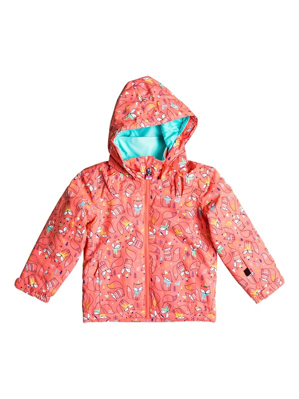 0 Mini Jetty - Snow Jacke Orange ERLTJ03004 Roxy