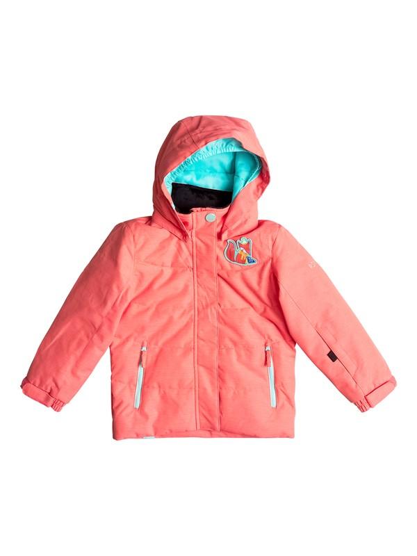 0 Girl's 7-14 Anna Snow Jacket  ERLTJ03005 Roxy