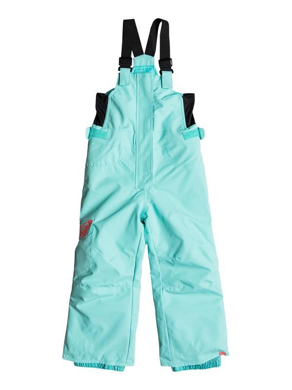0 Girls 2-6  Lola Bib Snow Pants  ERLTP03004 Roxy