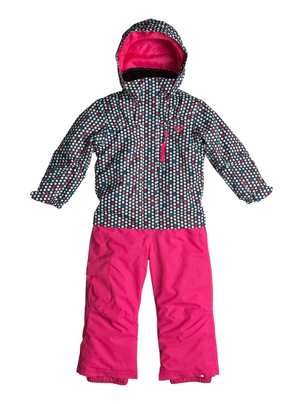 0 Girl's 2-6 Paradise Snowsuit  ERLTS03000 Roxy