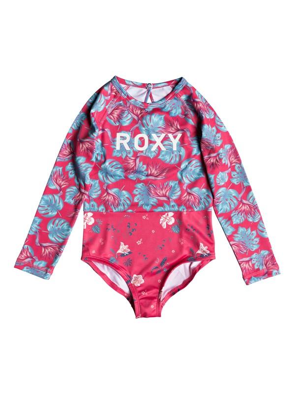 0 Гидрокупальник с длинным рукавом ROXY Mermaid UPF 50 Розовый ERLWR03067 Roxy