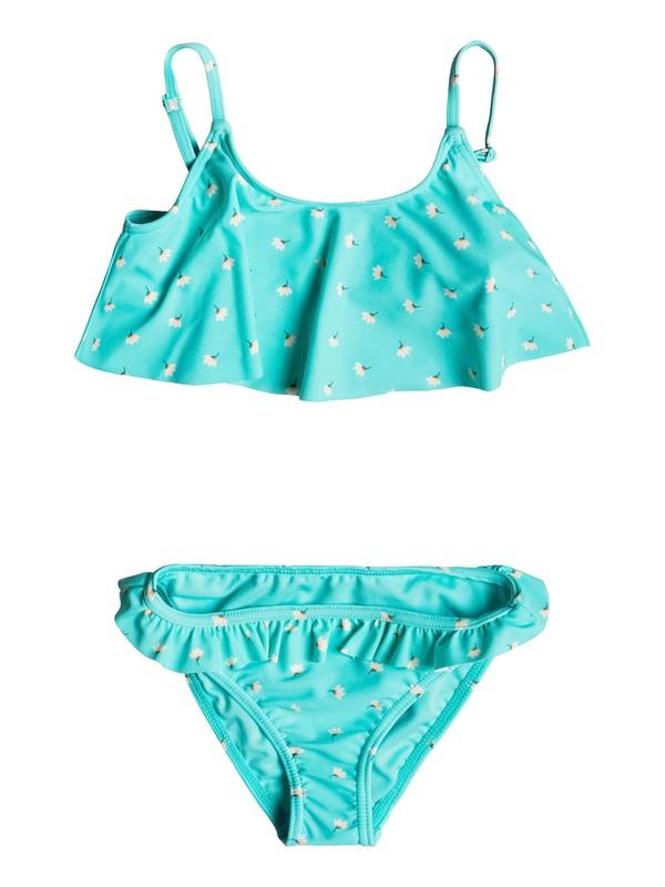 0 Girls 2-6 Baby Saguaro Flutter Bikini Set  ERLX203054 Roxy