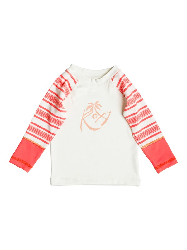 0 Baby Sweet Tooth Long Sleeve Rashguard  ERNWR03006 Roxy