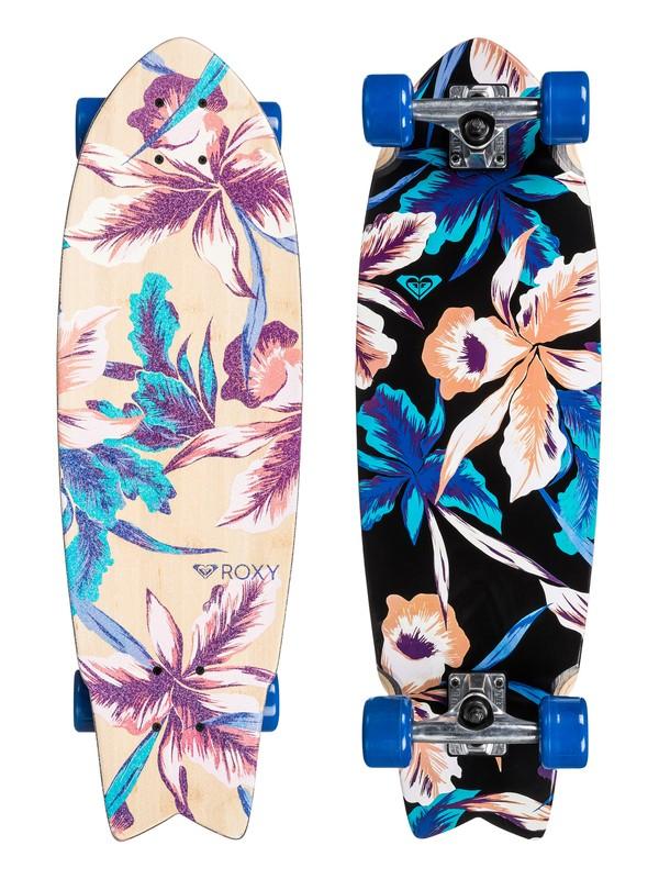 "0 Hula 30"" Swallowtail Skateboard  LE6130015 Roxy"