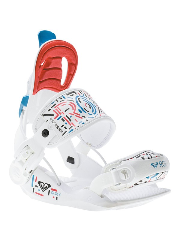 0 Girls Rock-It Ready Speed Entry Bindings  LE6234000 Roxy