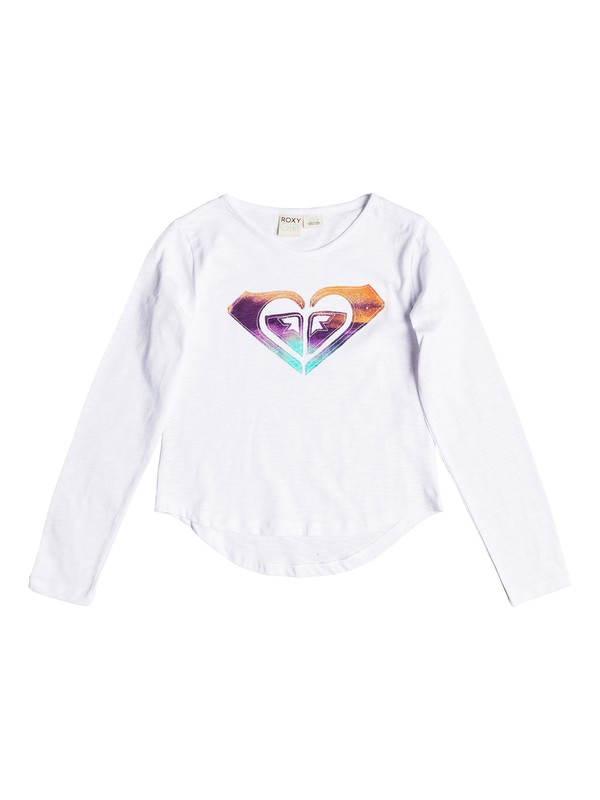 0 LOVE FROM LS TEE  PGRH61466 Roxy