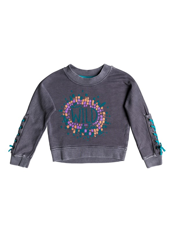 0 WILD & FREE PULLOVER  PGRH62316 Roxy