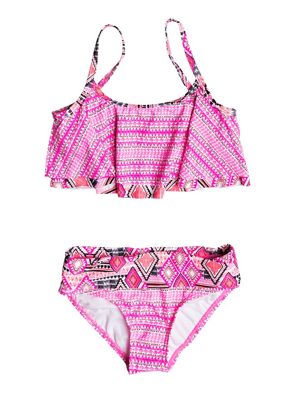 0 DIAMOND BEACH CROP TANKINI  PGRH68517 Roxy