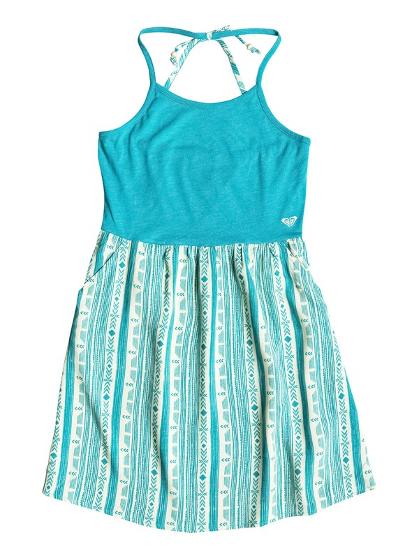 0 Girls 7-14 Joyride Sleeveless Dress  PGRS60427 Roxy