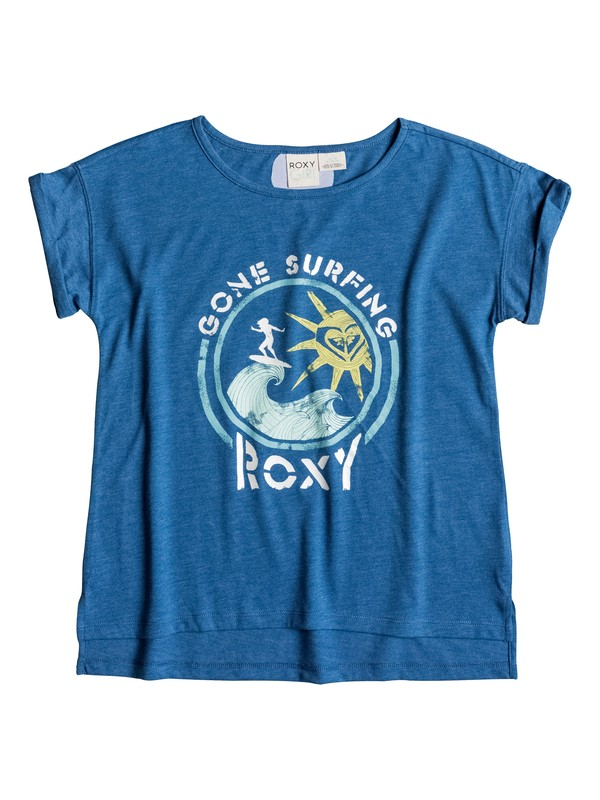 0 GONE SURFIN SS TEE  PGRS61241 Roxy