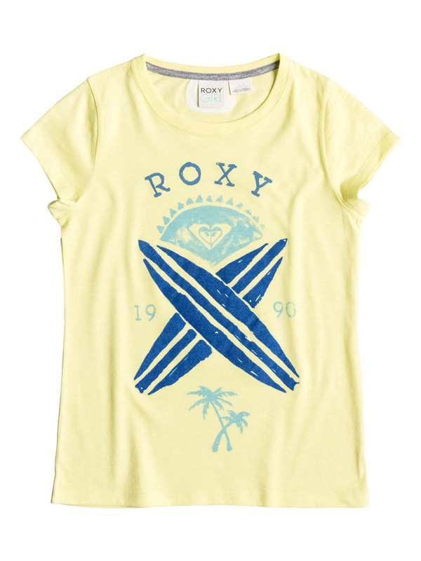 0 ENDLESS SUMMER SS TEE  PGRS61256 Roxy
