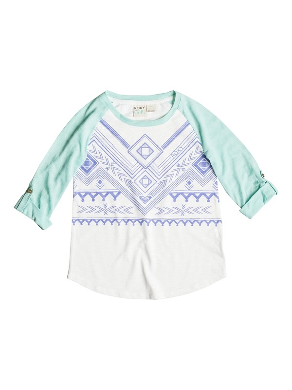 0 Girls 2-6 Aztec T-Shirt  PGRS61366 Roxy