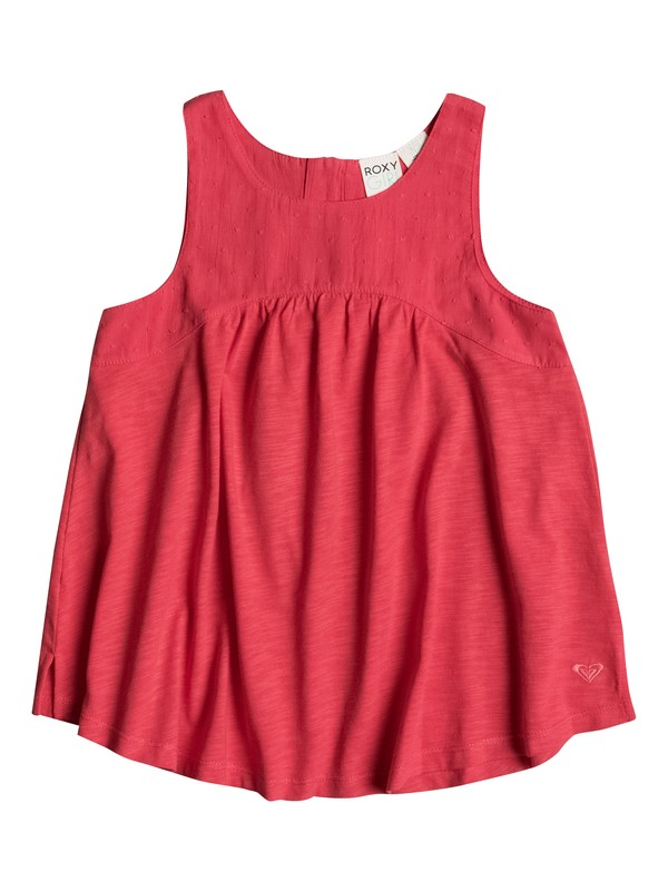 0 Baby Beach Bummin Sleeveless Top  PGRS61511 Roxy