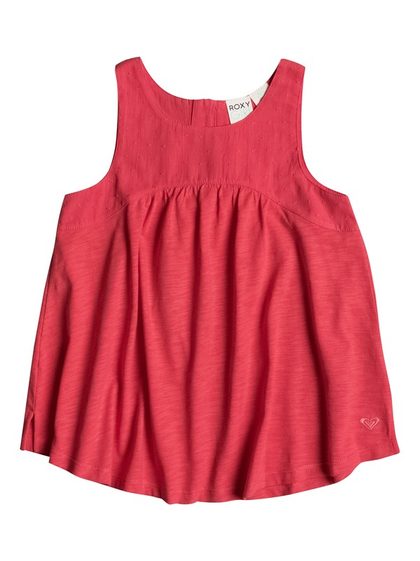 0 Girls 7-14 Beach Bummin Sleeveless Top  PGRS61517 Roxy