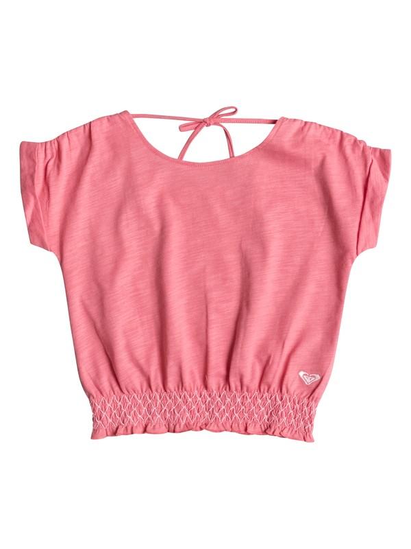 0 Girls 7-14 Zinnia T-Shirt  PGRS61537 Roxy