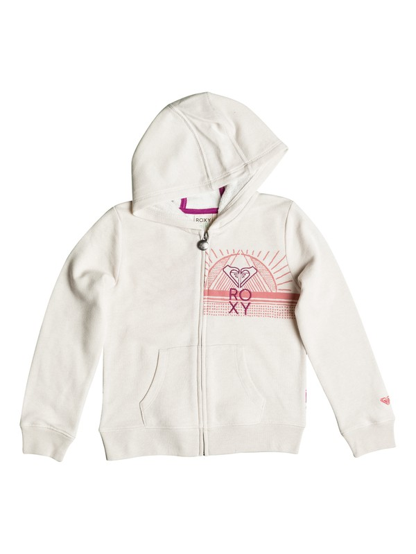 0 Girls 2-6 Tribal Sunset Zip-Up Hoodie  PGRS62006 Roxy