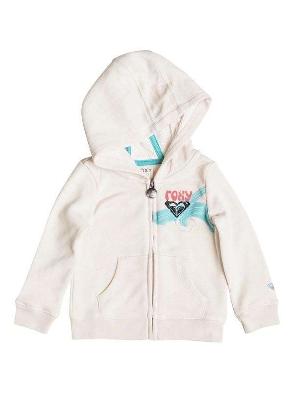 0 Baby Sunny Zip-Up Hoodie  PGRS62071 Roxy