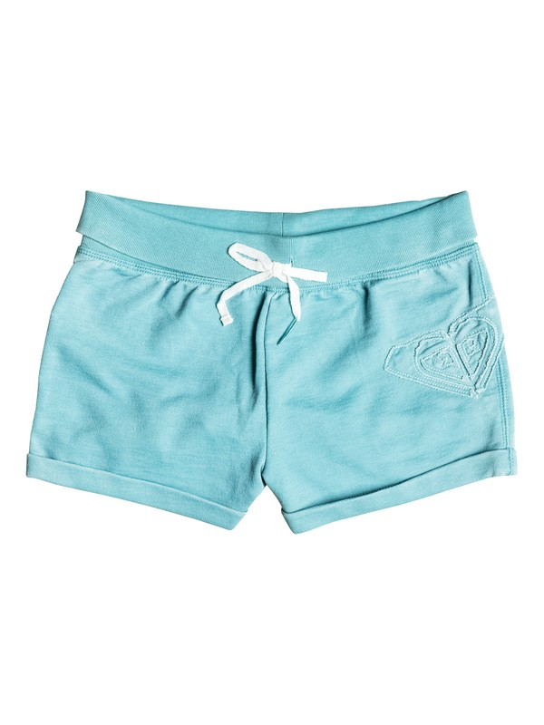 0 Girls 7-14 Wave Cap Shorts  PGRS63097 Roxy