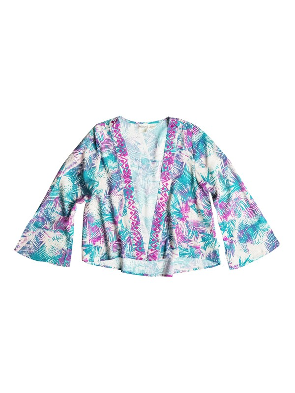 0 Girls 7-14 Current Kimono Top  PGRS65097 Roxy