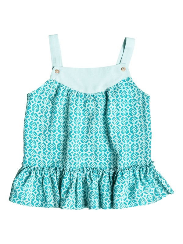 0 Baby Sunbathe Sleeveless Top  PGRS65201 Roxy