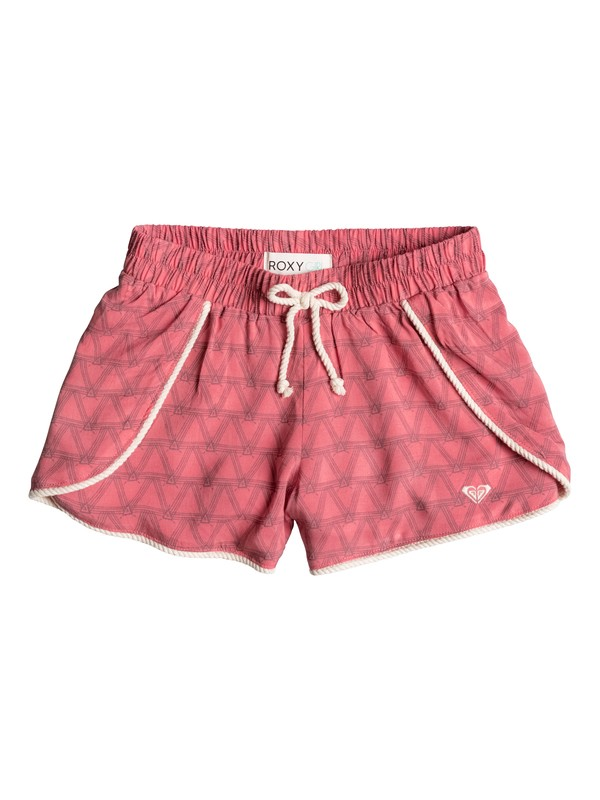0 Girls 7-14 Barrel Shorts  PGRS65297 Roxy