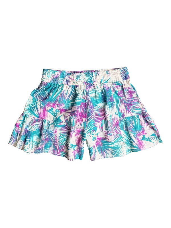 0 Girls 7-14 Lounging Shorts  PGRS65557 Roxy