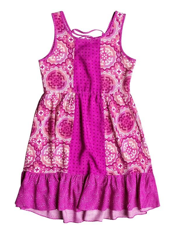 0 Girls 7-14 Playa Sleeveless Dress  PGRS68087 Roxy