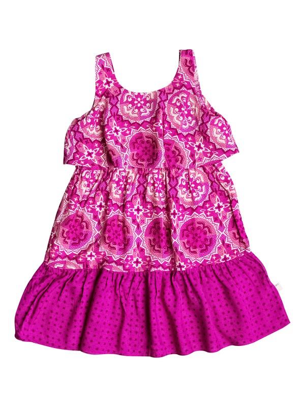 0 Girls 2-6 Disco Sleeveless Dress  PGRS68146 Roxy