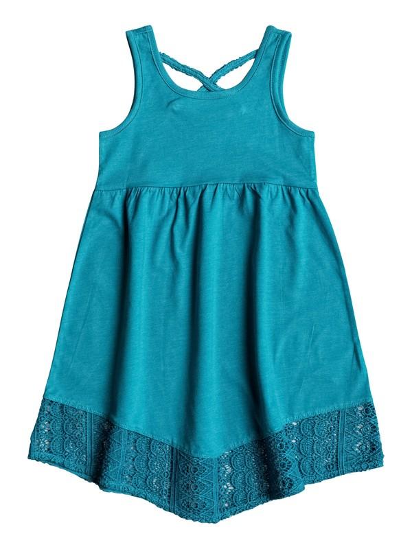 0 TEA TIME DRESS  PGRS68181 Roxy