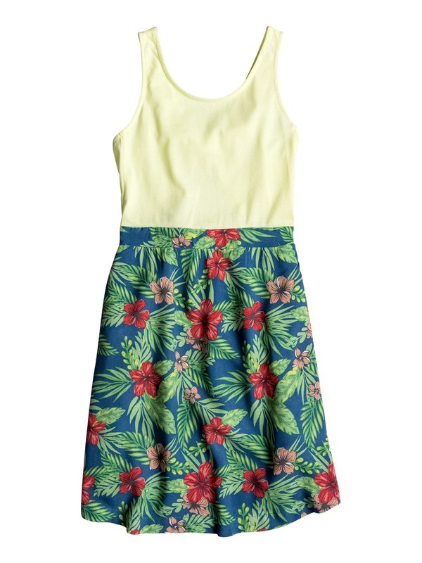 0 Girls 7-14 Pelican Sleeveless Dress  PGRS68307 Roxy