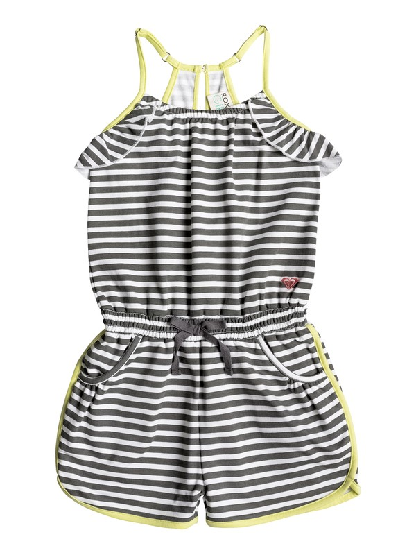 0 Baby Tomboy Romper  PGRS68371 Roxy