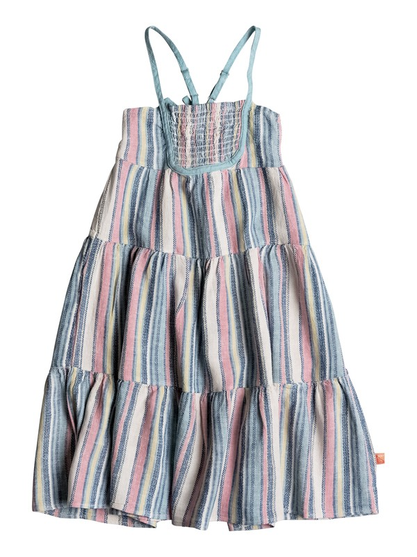 0 Girls 2-6 Costa Rica Sleeveless Dress  PGRS68406 Roxy