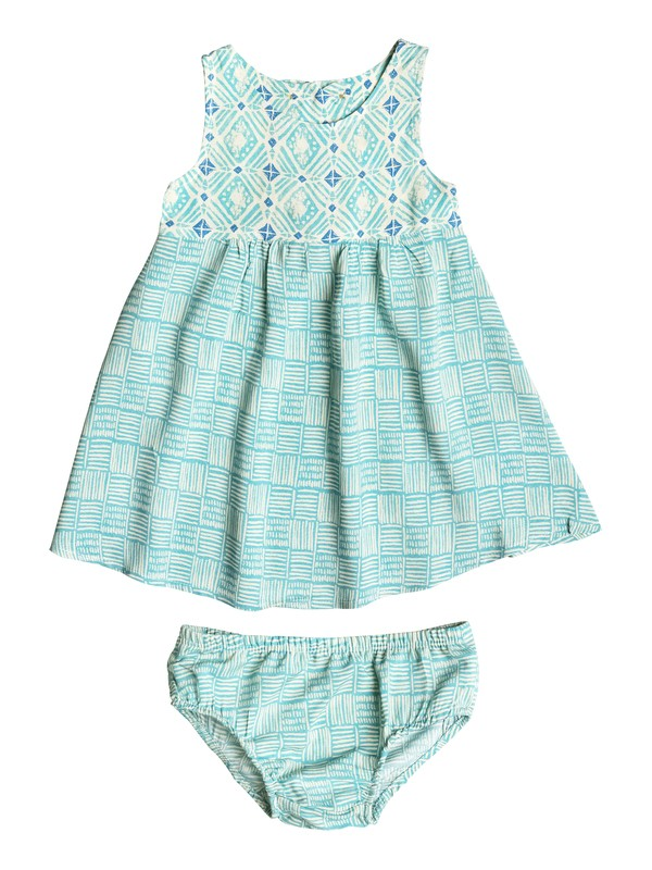 0 Baby Breezy Bay Sleeveless Dress  PGRS68421 Roxy