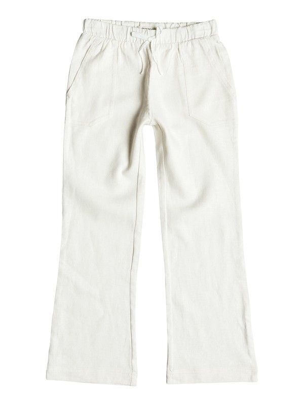 0 Girls 2-6 Beach Comber Pants  PGRX55436 Roxy