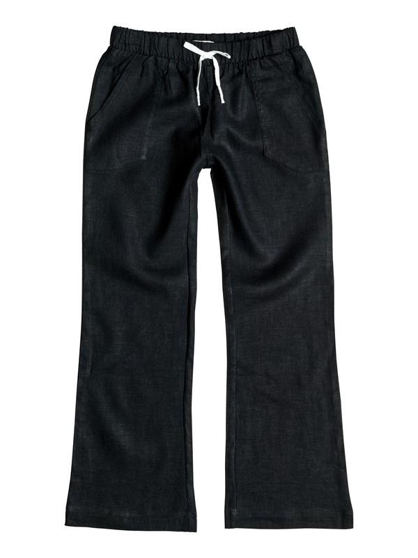 0 Girl's 7-14 Beach Comber  Pants  PGRX55437 Roxy