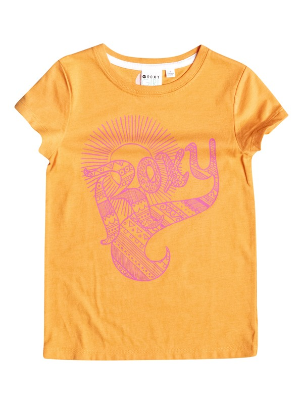 0 Girl's 2-6 Sunbeams Tee  RRF51076 Roxy