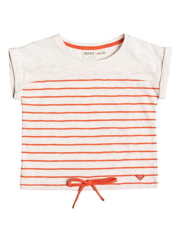0 Girl's 2-6 Sailin Tee  RRF51756 Roxy