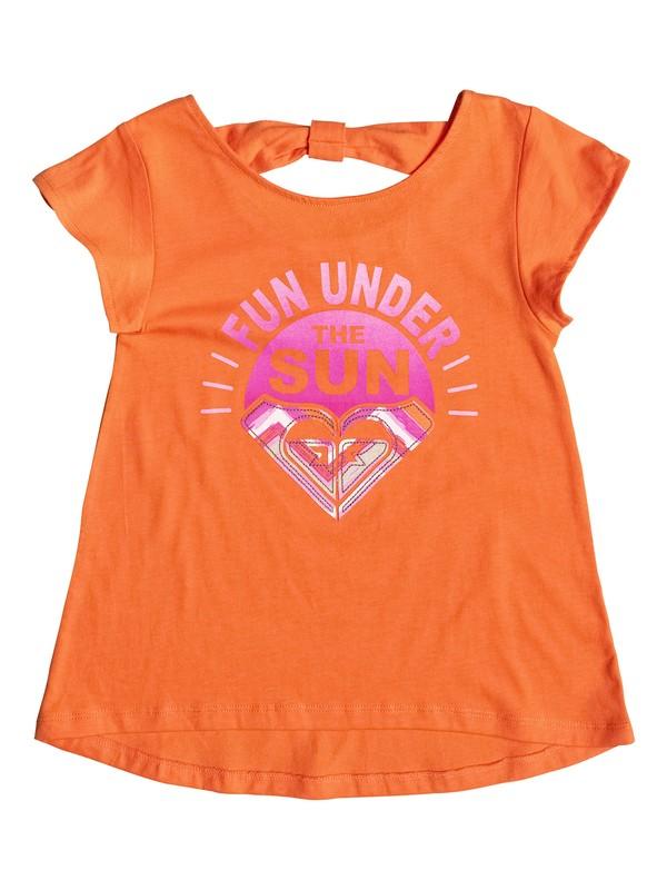 0 Baby Fun Under The Sun Tee  RRF51921 Roxy